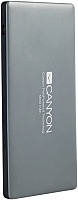 Портативное зарядное устройство Canyon CNS-TPBP5DG (темно-серый) -