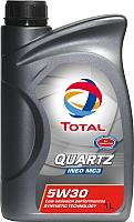 Моторное масло Total Quartz Ineo MC3 5W30 / 166254 (1л) -
