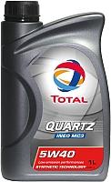 Моторное масло Total Quartz Ineo MC3 5W40 / 174776 (1л) -
