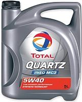 Моторное масло Total Quartz Ineo MC3 5W40 / 174777 (5л) -