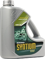 Моторное масло Petronas Syntium 1000 10W40 / 18164004 (4л) -