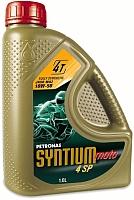 Моторное масло Petronas Syntium 4SP 10W50 / 18181616 (1л) -