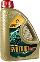 Моторное масло Petronas Syntium 4SP 10W40 / 18251616 (1л) -