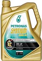 Моторное масло Petronas Syntium 5000 FR 5W20 / 18374004 (4л) -