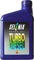 Моторное масло Selenia Turbo Diesel 10W40 / 10911619 (1л) -
