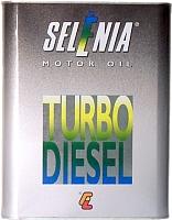 Моторное масло Selenia Turbo Diesel 10W40 / 10913707 (2л) -