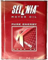 Моторное масло Selenia K Pure Energy 5W40 / 14113707 (2л) -