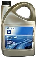 Моторное масло GM Opel Dexos2 5W30 /  93165556 (4л) -