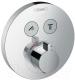 Смеситель Hansgrohe Ecostat Select S 15743000 -