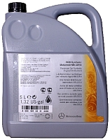 Моторное масло Mercedes MB 229.5 5W30 / A0009898301BAA4 (5л) -