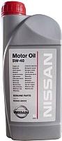 Моторное масло Nissan 5W40 / KE900-90032 (1л) -