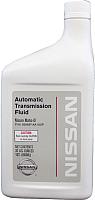 Трансмиссионное масло Nissan Matic Fluid D / 999MP-AA100P (0.946л) -