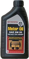 Моторное масло Toyota 5W20 / 00279-1QT20-01 (0.946л) -