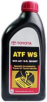 Трансмиссионное масло Toyota ATF WS / 00289-ATFWS (0.946л) -