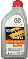 Моторное масло Toyota API SL 0W20 / 08880-83264 (1л) -