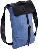Молодежная сумка Igermann 583 / 12С583К (голубой) -