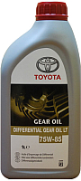 Трансмиссионное масло Toyota Getriebeoil LT 75W85 / 08885-81060 (1л) -
