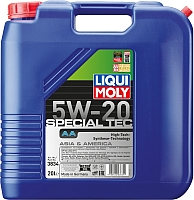 Моторное масло Liqui Moly Special Tec AA 5W20 (4л) -