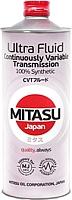 Трансмиссионное масло Mitasu CVT Ultra Fluid 100% Synthetic / MJ-329-1 (1л) -