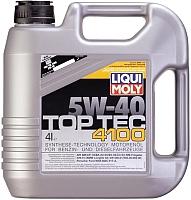 Моторное масло Liqui Moly Top Tec 4100 5W40 (4л) -