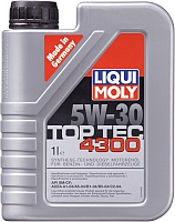 Моторное масло Liqui Moly Top Tec 4300 5W30 (1л) -