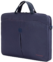 Сумка для ноутбука Continent CC-01 (синий) -