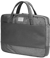 Сумка для ноутбука Continent CC-037 (серый) -