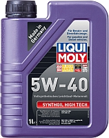 Моторное масло Liqui Moly Synthoil High Tech 5W40 (1л) -