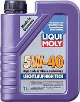 Моторное масло Liqui Moly Leichtlauf High Tech 5W40 (1л) -