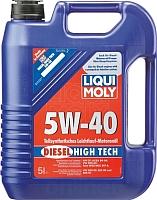 Моторное масло Liqui Moly Diesel High Tech 5W40 (5л) -