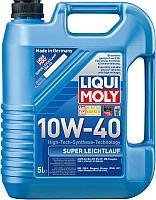 Моторное масло Liqui Moly Super Leichtlauf 10W40 (5л) -