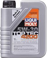 Моторное масло Liqui Moly Top Tec 4200 5W30 (1л) -