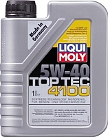 Моторное масло Liqui Moly Top Tec 4100 5W40 (1л) -