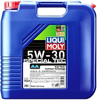 Моторное масло Liqui Moly Special Tec AA 5W30 (20л) -