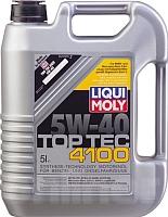 Моторное масло Liqui Moly Top Tec 4100 5W40 (5л) -