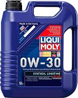 Моторное масло Liqui Moly Synthoil Longtime Plus 0W30 (5л) -