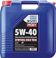 Моторное масло Liqui Moly Synthoil High Tech 5W40 (20л) -