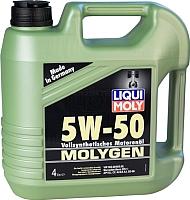 Моторное масло Liqui Moly Molygen 5W50 (4л) -