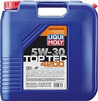 Моторное масло Liqui Moly Top Tec 4200 5W30 (20л) -