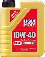 Моторное масло Liqui Moly Diesel Leichtlauf 10W40 (1л) -