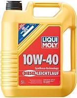 Моторное масло Liqui Moly Diesel Leichtlauf 10W40 (5л) -