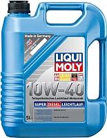 Моторное масло Liqui Moly Super Diesel Leichtlauf 10W40 (5л) -