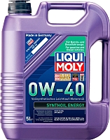 Моторное масло Liqui Moly Synthoil Energy 0W40 (5л) -