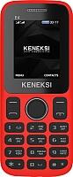 Мобильный телефон Keneksi E4 (красный) -