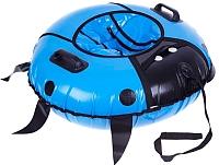 Тюбинг-ватрушка Bubo Beetle 800мм (синий) -
