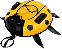 Тюбинг-ватрушка Bubo Beetle 800мм (желтый) -