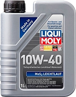 Моторное масло Liqui Moly MoS2 Leichtlauf 10W-40 (1л) -