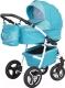 Детская универсальная коляска Riko Angelo Lux 2 в 1 (05) -