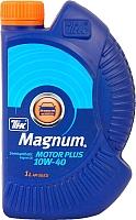 Моторное масло ТНК Magnum Motor Plus 10W40 (1л) -