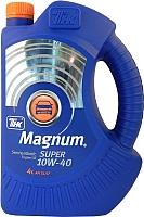Моторное масло ТНК Magnum Super Diesel 10W40 (4л) -
